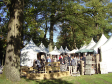Lifestyle fair Vught, 5-7 oktober 2012